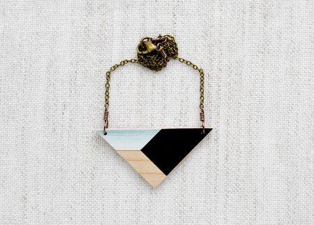 Geo necklace 2